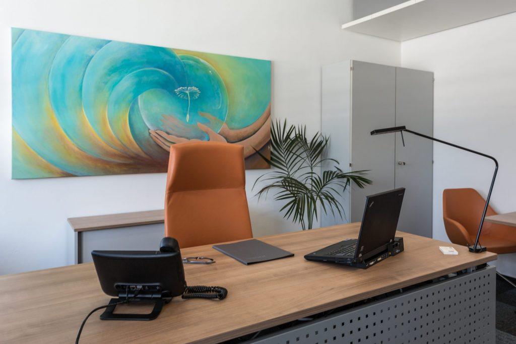 Büro am Kongresshotel Potsdam - Becker Personal + Perspektiven