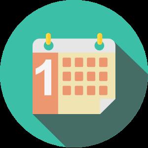 calendar2x